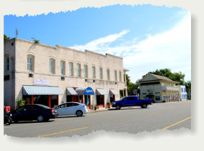 Historic Downtown St Marys near Kingsland GA i-95 at Exit 3